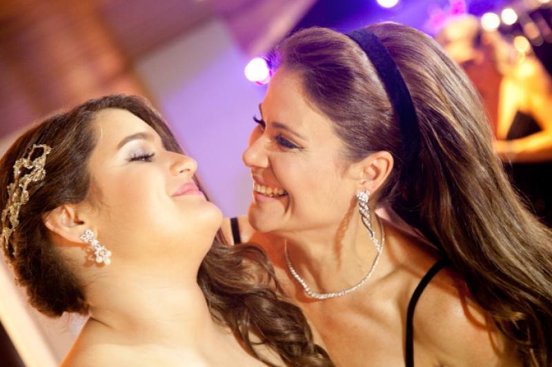 Amanda e Ana Cristina Melo