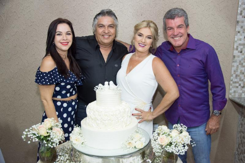 Rose Ximenes, LC Moreira, Adriana e Sergio Aguiar