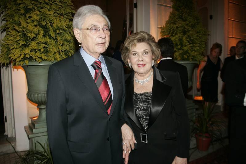 Ivens e Consuelo Dias Branco