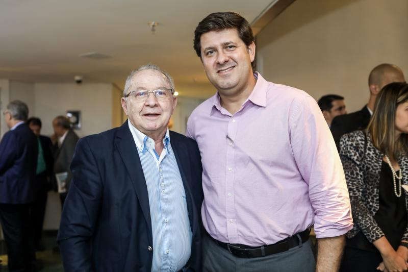 Clessio Tomaz e Rafael Rodrigues
