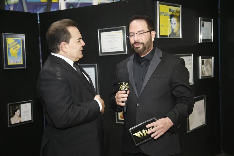 Walker Santiago e Walney Haidar