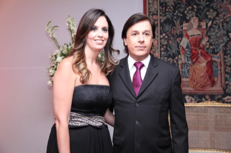 Patricia e Tom Cavalcante