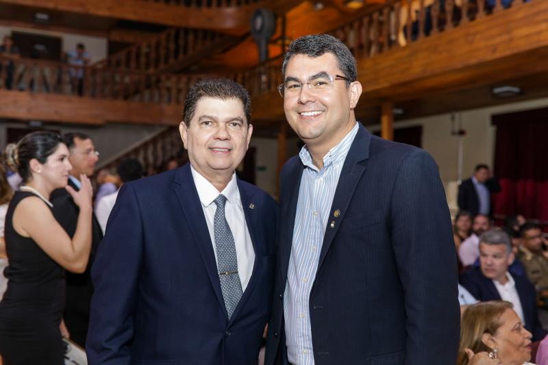 Mauro Filho e Iraguassu Filho