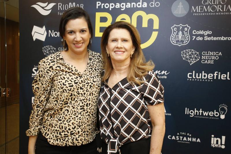 Patricia e Rossana Telles