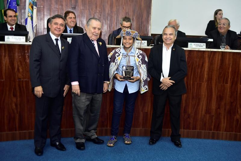 Jose Porto, Idalmir Feitosa, Kayro Oliveira, Eron Moreira