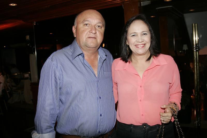 Antonio Francisco e Maria Jose Arruda