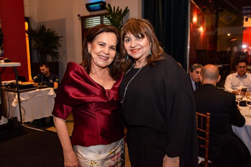 Ines Porto e Carmen Cinira