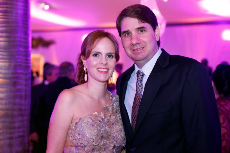 Patricia e Josue de Castro