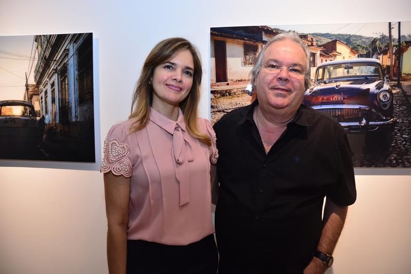 Helena e Marcelo Borges