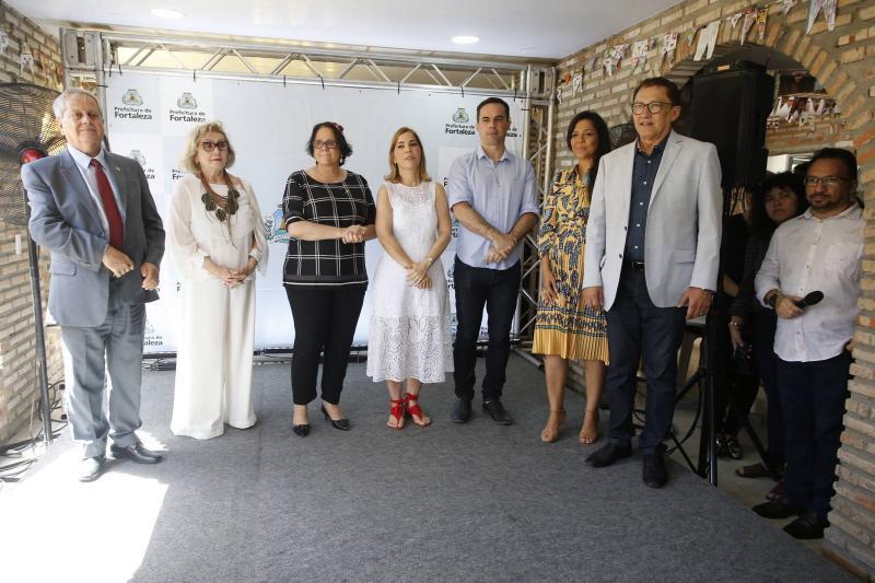 Antonio Fernandes, Socorro Franca, Damares Alves, Maira Pinheiro, Capitao Wagner, Priscila Costa e Elpidio Nogueira