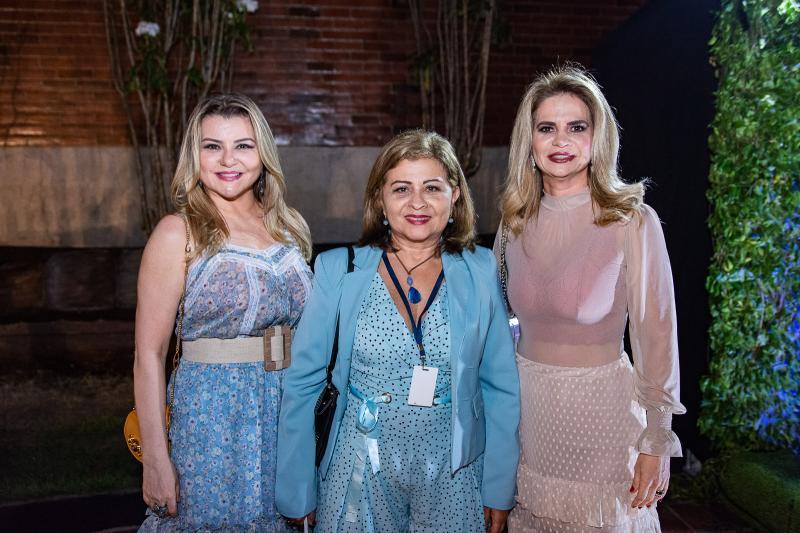 Silvana Guimaraes, Silvana Frota e Germana Cavalcante