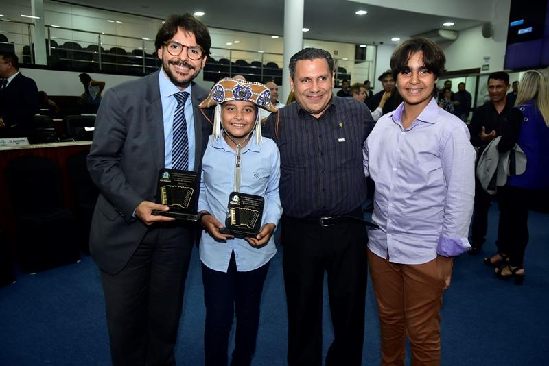 Paulo Vanderley, Kayro Oliveira, Manoel Severo, Paulo Marcondes