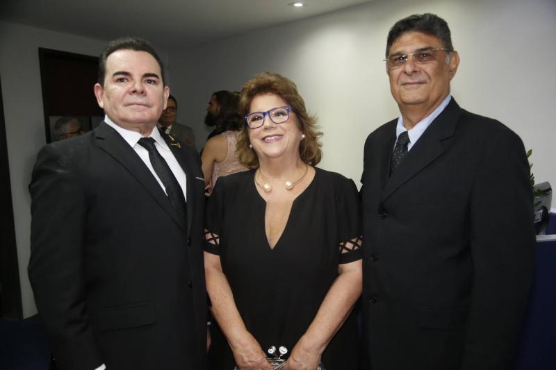 Walker Santiago, Maria do Carmo Temporao e Sergio Luiz 1
