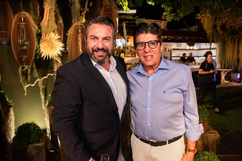 Mario Sergio Garcia e Dito Machado