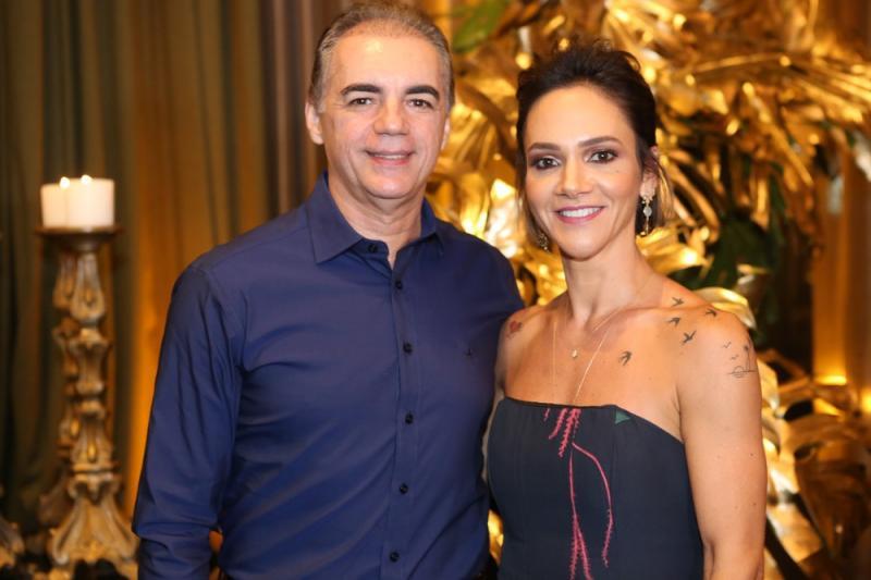 Sergio e Dina Rodrigues