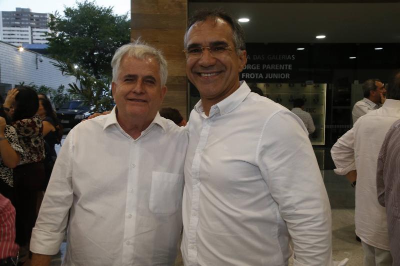 Jose Antunes e Eduardo Neves