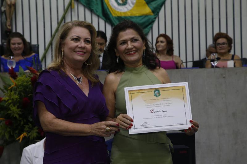 Ines Cals e Dilma Souza