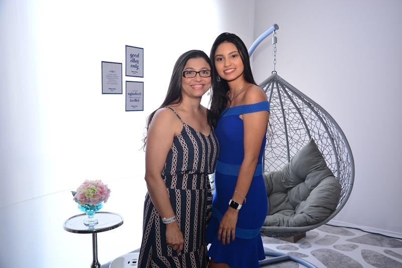 Patricia Lima e Vitoria de Oliveira
