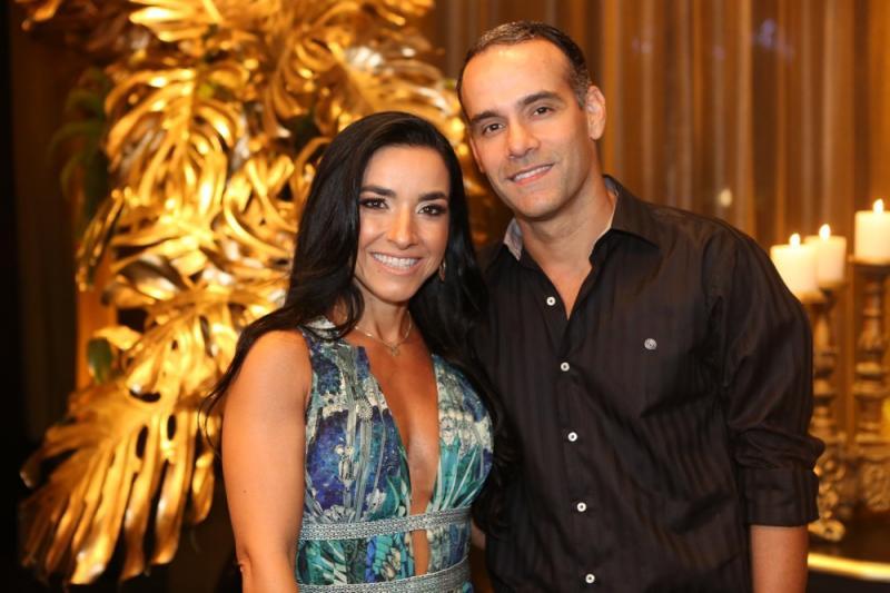 Roberta e Ricardo Moraes