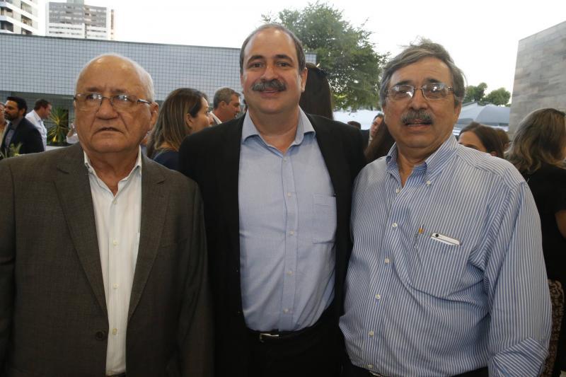Aluisio Ramalho, Paulo Andre e Roberto Sergio