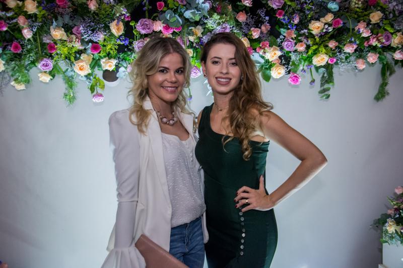 Daiane Pessoa e Livia Lopes