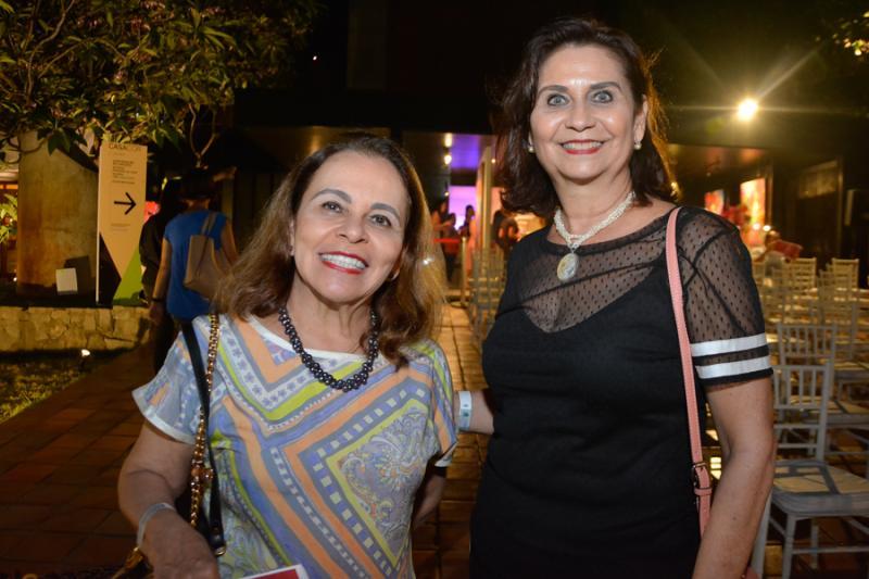Graca Barreto e Marilene Campos