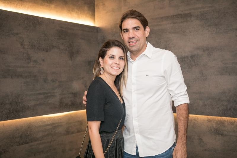 Erica e Rodrigo de Castro