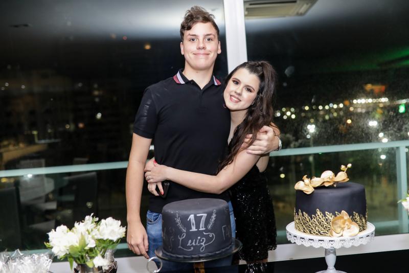 Luiz e Leticia Cidrao