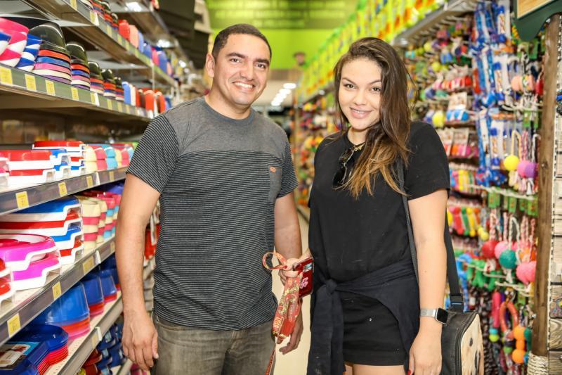 Alexandre e Natalia Souza