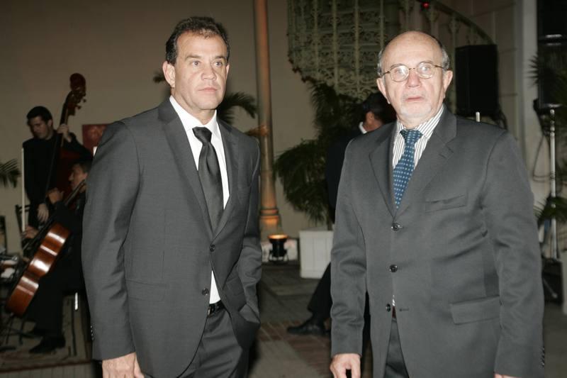 Ricardo Nibon e Capibaribe Neto