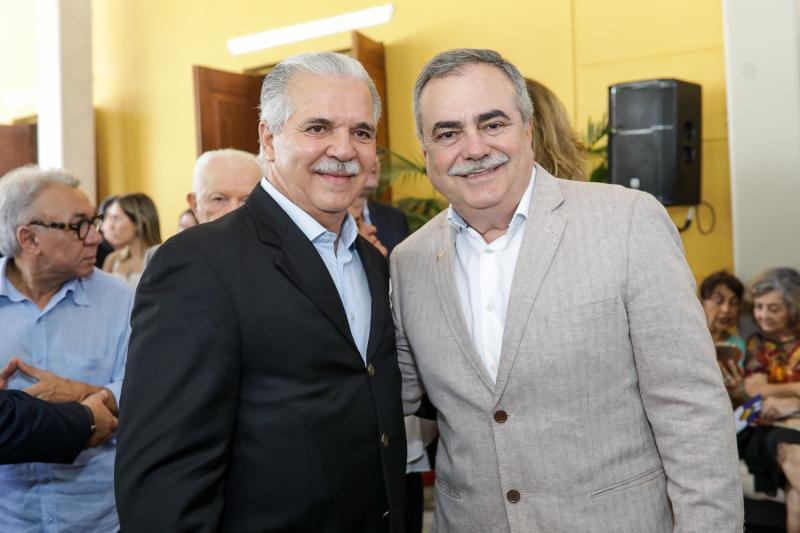 Pio Rodrigues e Assis Cavalcante