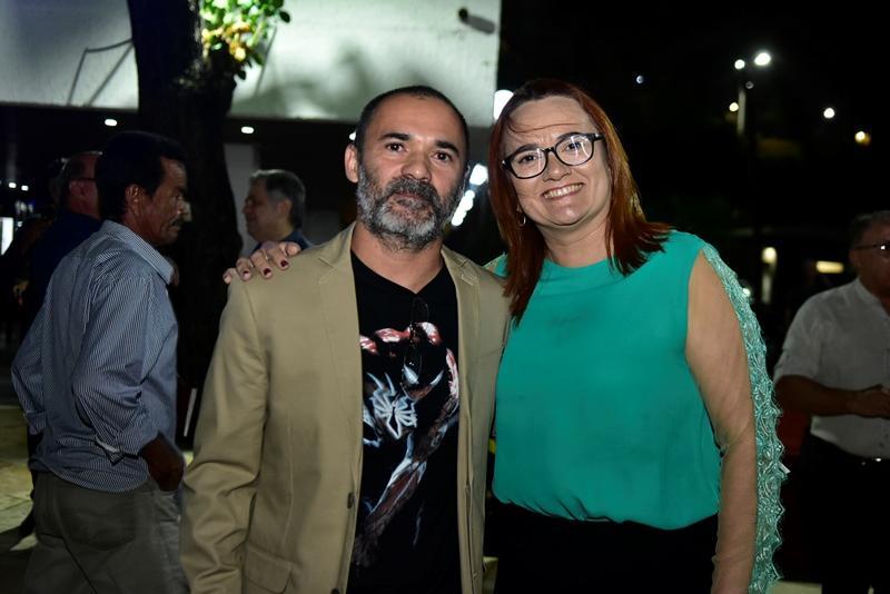 Joao Crisostomo e Valquiria Oliveira