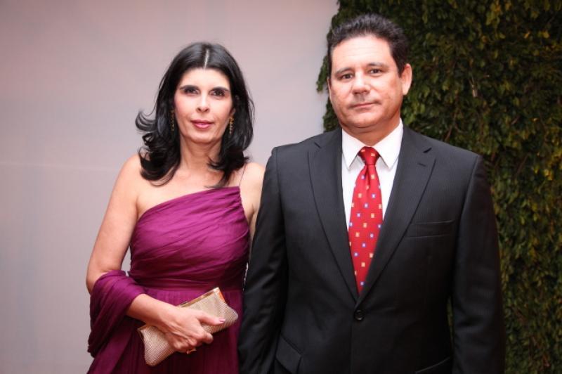 Rosane e Marcos Medeiros