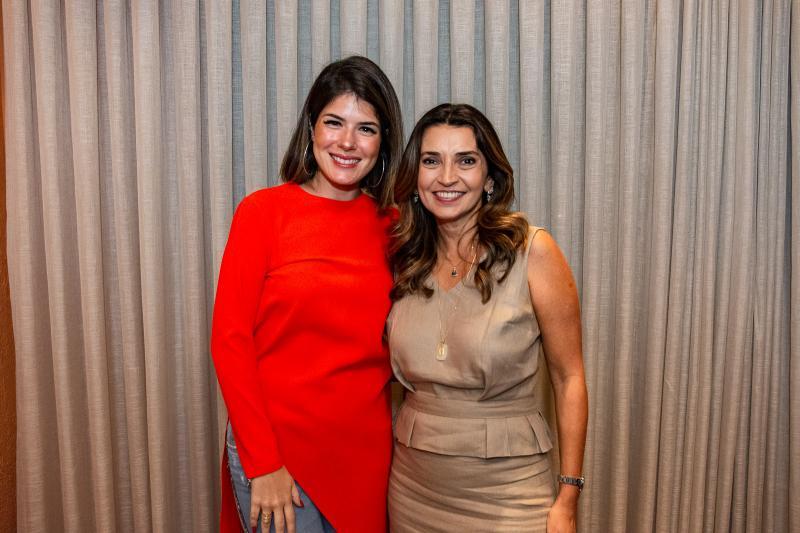 Tayna Ginepri e Marcia Travessoni