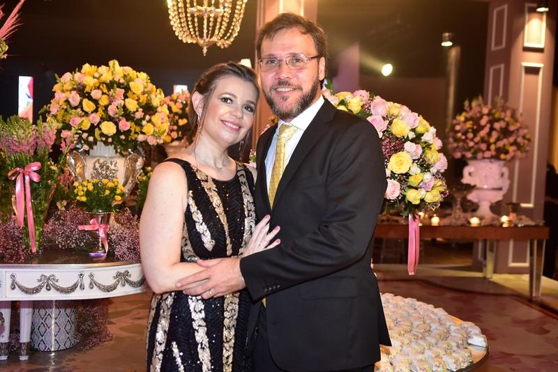 Janaina e Marcio Cavalcante
