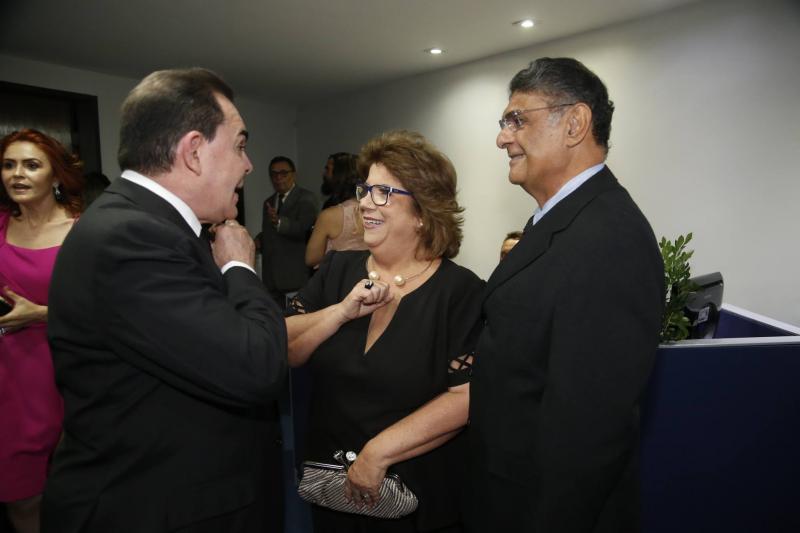 Walker Santiago, Maria do Carmo Temporao e Sergio Luiz 2