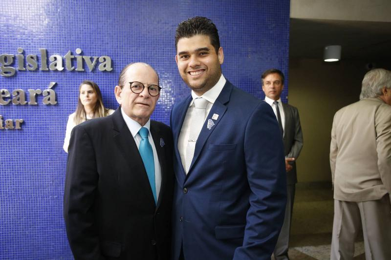 Francisco Otavio e David Benevides