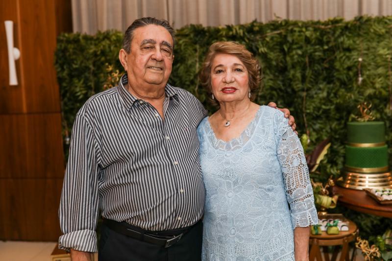 Vicente e Zilda Teixeira