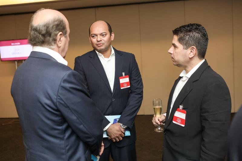 Silvio Frota, Itilio Ferreira e Pompeu Vasconcelos