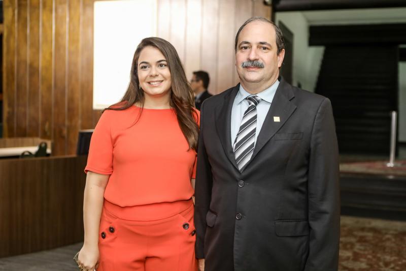 Marina e Paulo Holanda