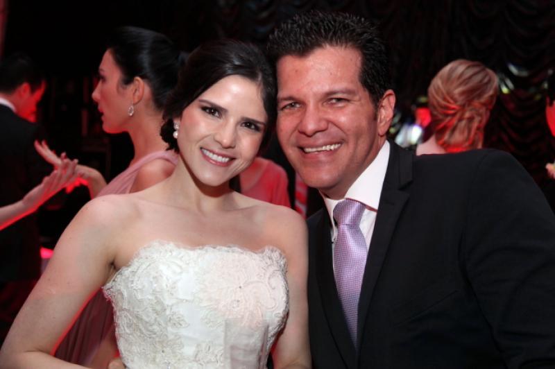 Marilia Quintao e Gustavo Serpa