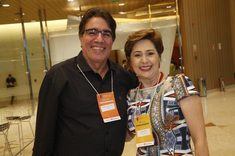 Roberto Costa LIma e Larissa Rolim
