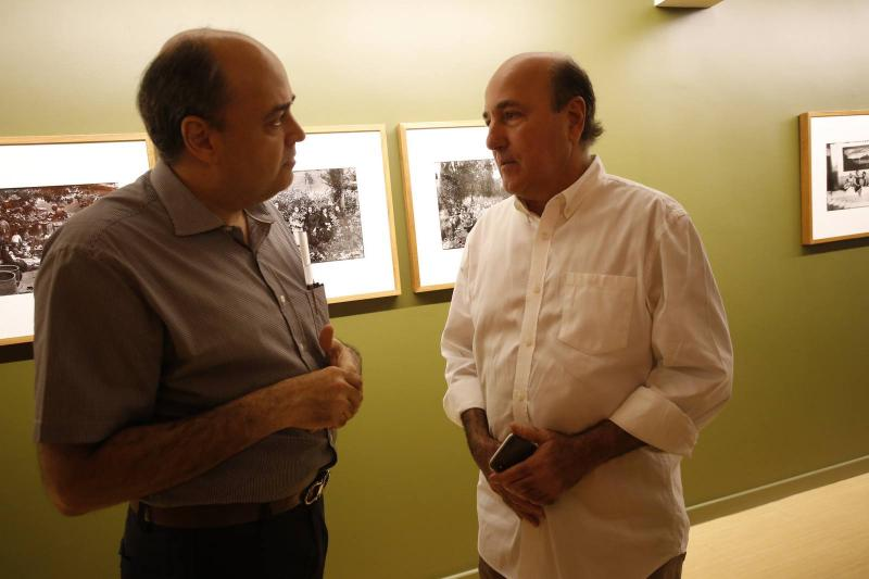 Izauro Fontenele e Silvio Frota