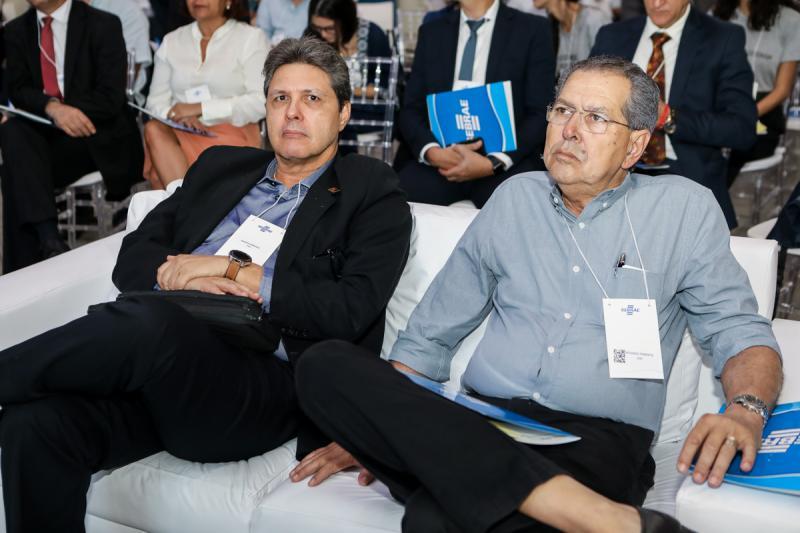 Marcos Verrissimo e Ricardo Parente