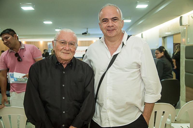 Chico Barreto e Dias Brasil