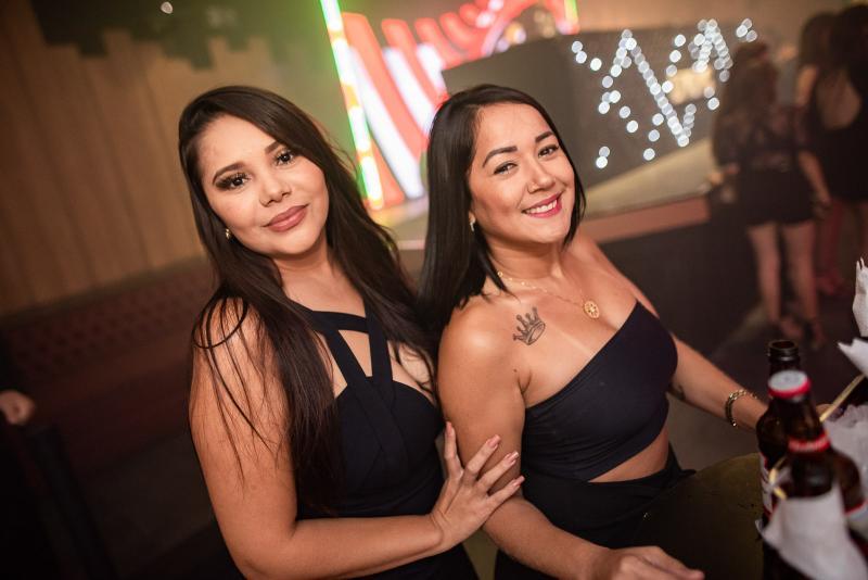 Cintia Marques e Lena Castro