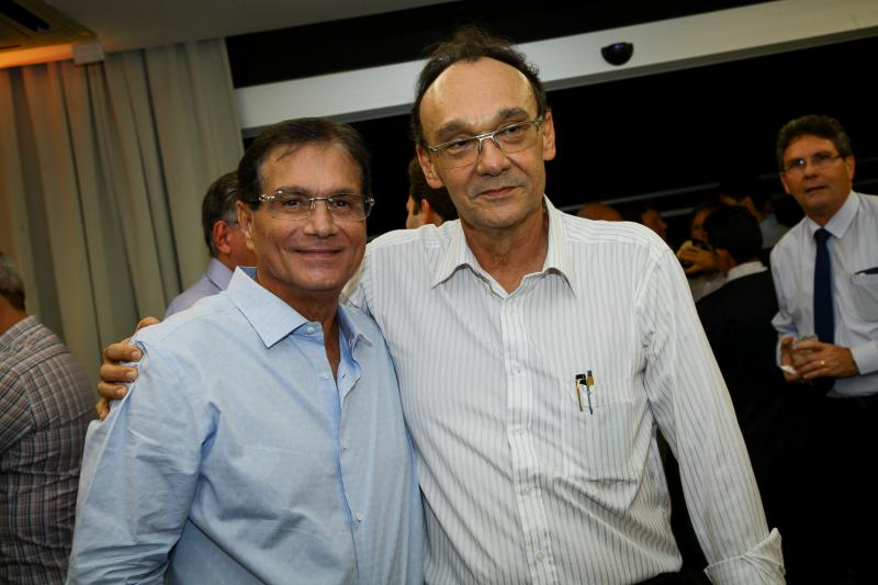 Beto Studart e Fernando Ibiapina