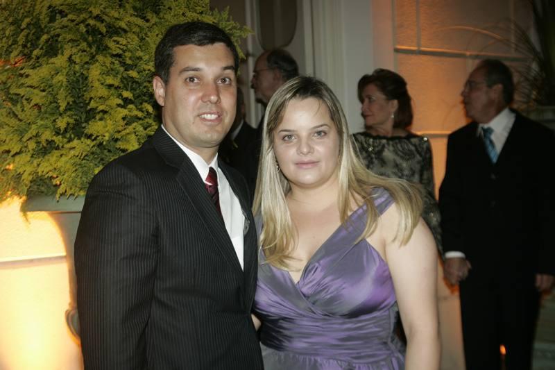 Ricardo e Renata Campelo