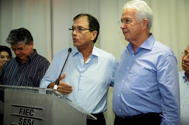 Beto Studart e Carlos Prado