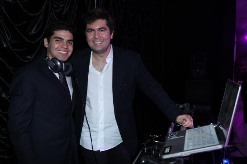 Pedro Garcia e Itaque Figueiredo